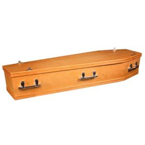 Basic Coffin Pinegrove Davenport